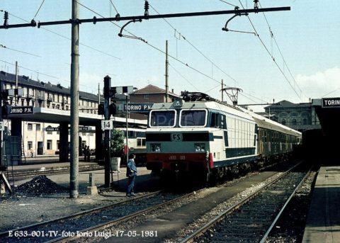 E.633.001 – Torino P.N. – 17 Maggio 1981