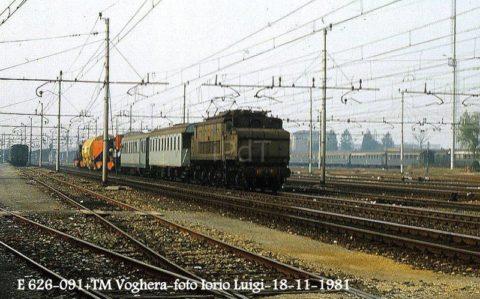 E.626.091 – Voghera – 18 Novembre 1981