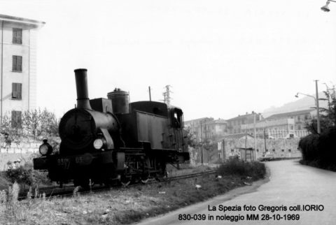 830.039  La Spezia 28 Ottobre 1969