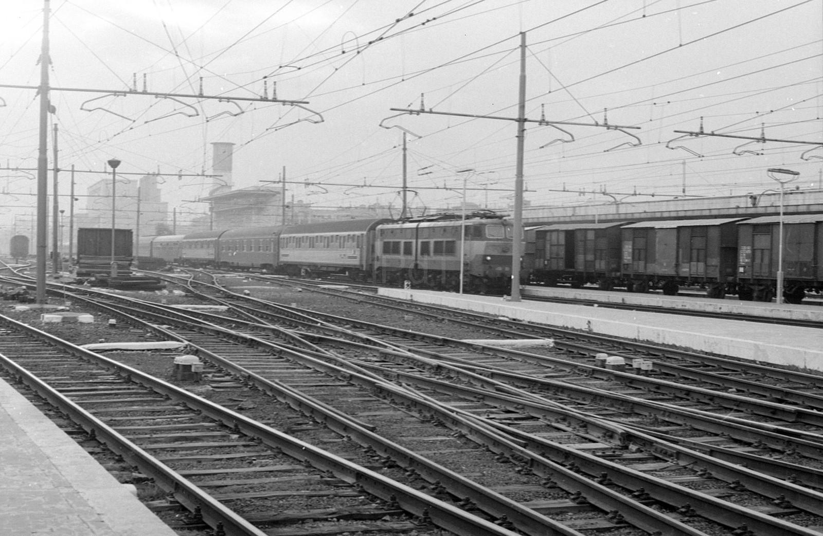 Espresso 643 – Milano -Roma via Pisa _ anno 1979 – il ...
