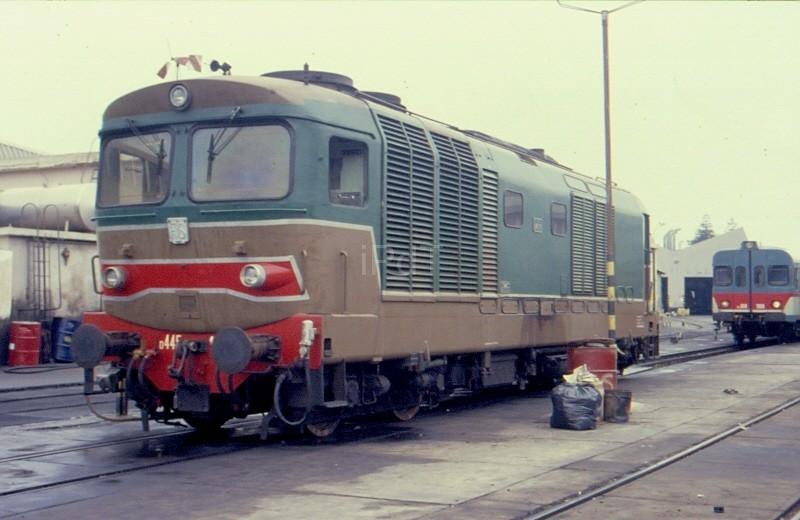 D 445 1019 Reggio Calabria 09.05.1999 – il Portale dei Treni