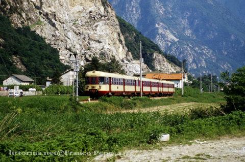 Le 803.029 + Le 803.155 + ALe 803.035 – Samolaco (SO) – 16 Giugno 1995