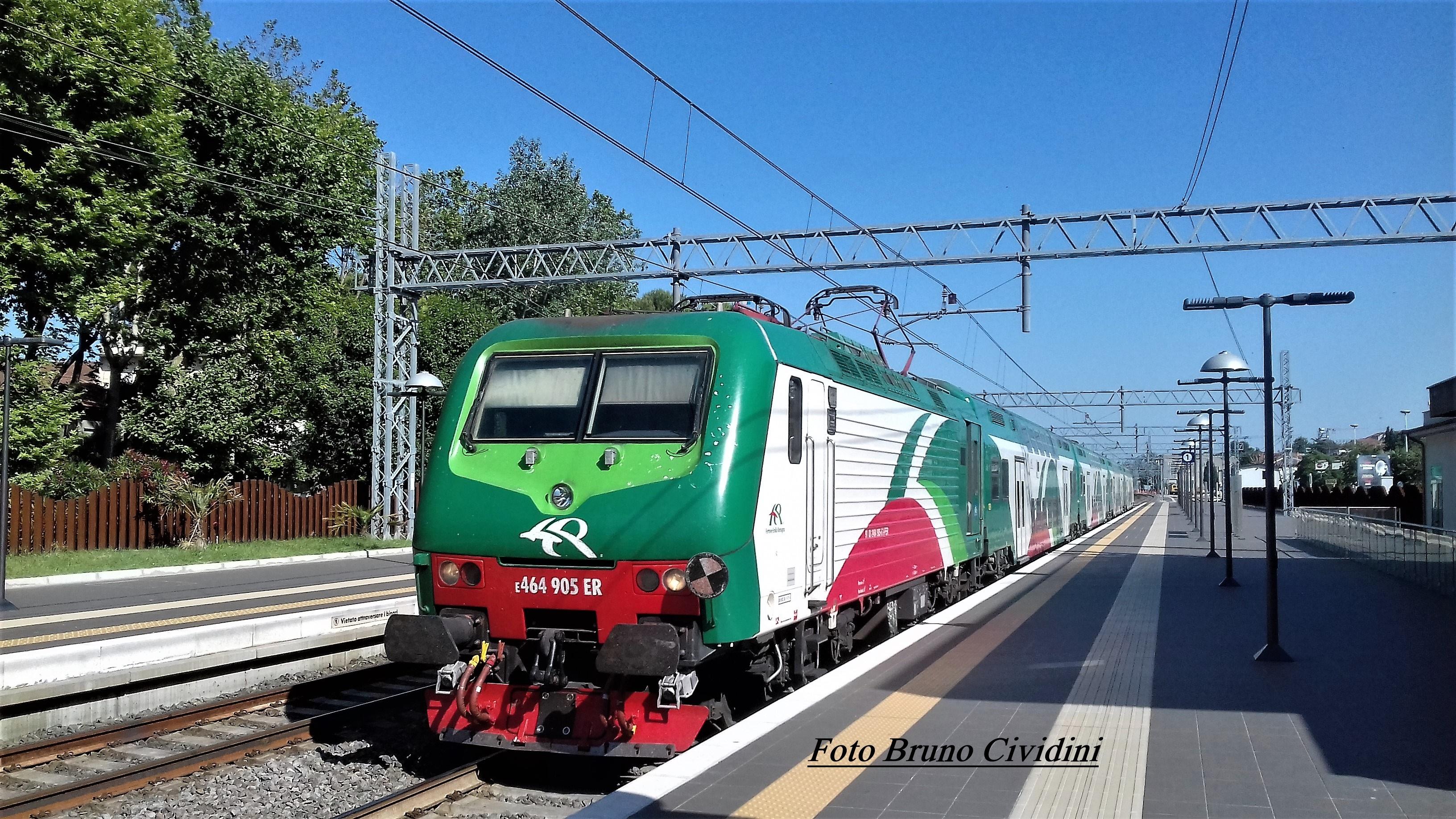 new arrival 4b852 28846 E.464.905 ER – Riccione – 16 Giugno 2019 di Bruno Cividini ...
